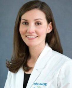 Leah K. Cloud, MD Headshot