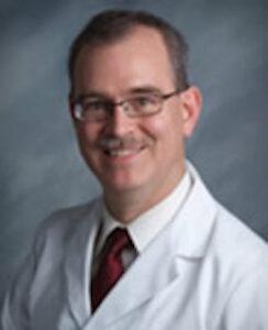 Dr. Richard Liston Head shot