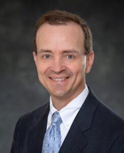Dr. Bruce Buerck's headshot