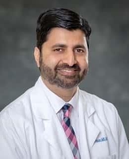S. Fareed Hansan, MD headshot