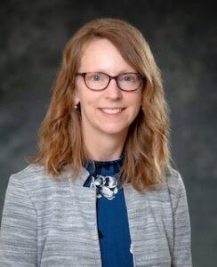 Dr. Karen McPherson's headshot