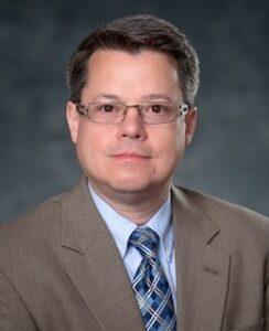 Dr. Moyer's headshot