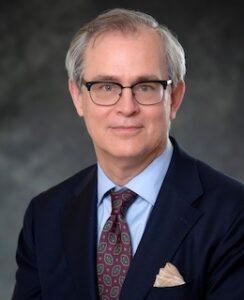Dr. Richard Liston's headshot