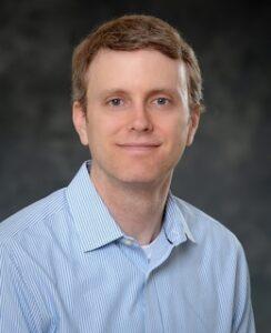 Dr. Scott Schodenburger's headshot