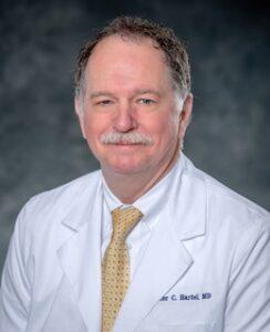 Dr. Walter Hartel's headshot